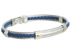 Charriol Bracelet - Gentlemen's Collection 04-93-BL03-00