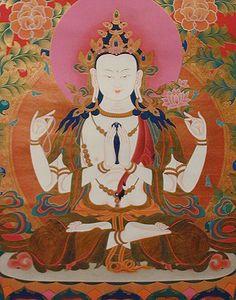 Avalokitesvara Bodhisattva.