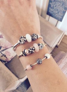 Trollbeads Bangle Stack