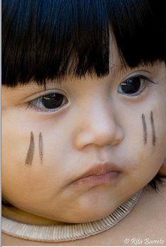 Amazonian Child | Kuikuro