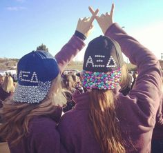 have a new member activity where we craft these hats and take cute pics!