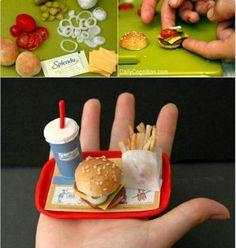 Mini Value Meal!