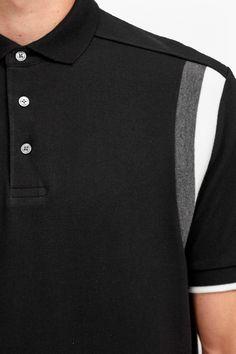 Polo men T-shirt Polo Shirt Style, Polo Shirt Design, Polo Shirt Outfits, Polo Design, Polo Outfit, Mens Polo T Shirts, Mens Tees, Running Shirts, Mens Clothing Styles