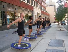 Even in 2014: Rebounding: My Exercise Of Choice For The New Year
