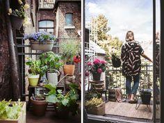So wird mein kleiner Balkon zu einer gemütlichen Stadtoase.Die richtigen Pflanzen, die passenden Töpfe und ein paar Tipps und Tricks - mehr braucht es nicht