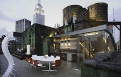 New York Terrace