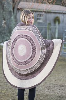 Shawl Blanket knitting pattern More Pi by Andee Fagan Fall Knitting, Sun And Stars, Knit Picks, Knitted Poncho, Saddle Bags, Ravelry, Knitting Patterns, Knit Crochet, Blanket Shawl