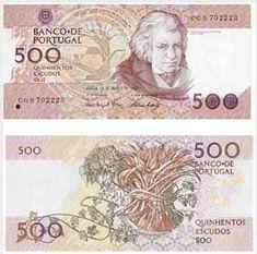 500 escudos II, 1988