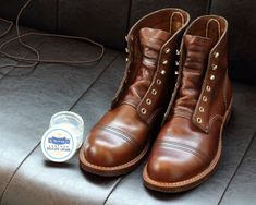 Redwing 8111 アイアンレンジのお手入れ│the room of ramshiruba Red Wing Iron Ranger, Red Wing Boots, Walk Run, Cool Boots, My Outfit, Leather Boots, Combat Boots, Walking, Menswear