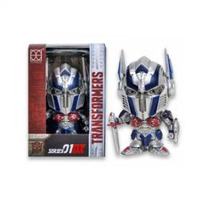 Transformers Super Deformed - Optimus Prime figura 12 cm - Mesenet Optimus Prime, Transformers, Superman, Ted