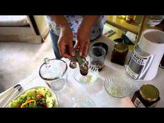 Sammis Gourmet Treats TV ep 6 - How to make a homemade Jamaican style tamarind salad dressing - YouTube