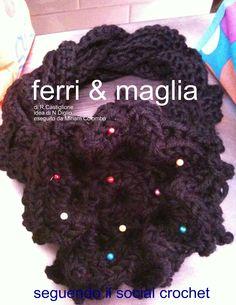 scaldacollo social crochet