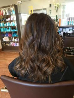 Brown Hair Balayage, Hair Highlights, Ombre Hair, Light Brown Hair, Brunette Hair, Gorgeous Hair, Beautiful, Fall Hair, Hair Looks