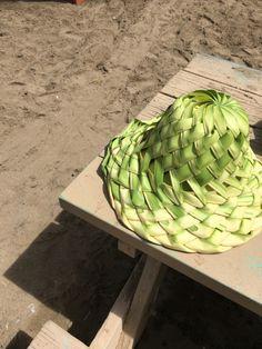 Sombrero de penca de palma