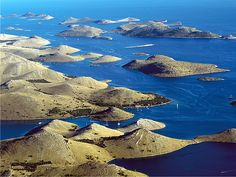 National Park Kornati, Croatia
