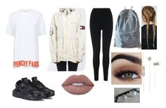 """""""Untitled #29"""" by reservedjanos ❤ liked on Polyvore featuring Givenchy, L.K.Bennett, NIKE, WithChic, Vintage Eyewear and Beats by Dr. Dre"""