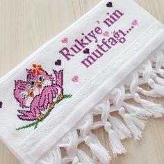 Cross Stitch Embroidery, Cross Stitch Patterns, Fascinator, Crochet, Kit, Instagram Posts, Embroidered Towels, Bath Linens, Cross Stitch Alphabet