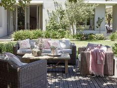 Enjoy your outdoor living space with our modern rattan, wicker, metal and wooden garden furniture. Explore our designer garden furniture at Neptune online. Teak Garden Furniture, Conservatory Furniture, Outdoor Wood Furniture, Modern Furniture, Outdoor Decor, Outdoor Living, Furniture Update, Outdoor Spaces, Wicker Armchair
