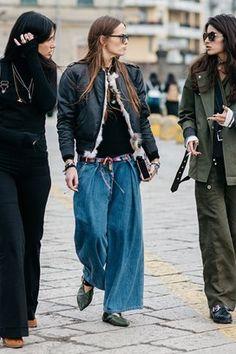MFW: Six Best Street Style Trends