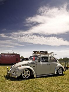Almost exactly what I'm aiming for. Selling the Yukon to get exactly what I have always wanted. Volkswagen bug, Volkswagen Bus and a old pickup truck! Almost there!!!