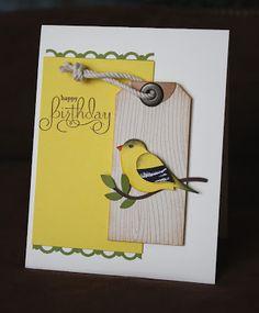 Sunshine, Smiles & Stamps= Lovin' Life: Feathered Flock- Part II