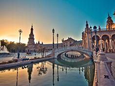 Sevilha - Espanha - submarino viagens