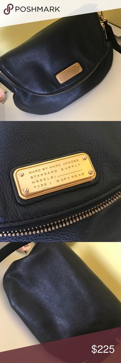 Marc Jacobs / Medium Cross body Its the Natasha Q cross body bag. I bought it from Bloomingdales. Have had it for about 6 months. Used no more than 10 times. Everything is in perfect condition. Ask for specific pictures, i'll be more than happy to post! Marc by Marc Jacobs Bags Crossbody Bags