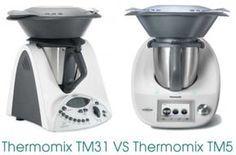 thermomix tm31 vs thermomix tm5