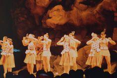 Danza Maorí en el Pabellón de Nueva Zelanda de Expo 92