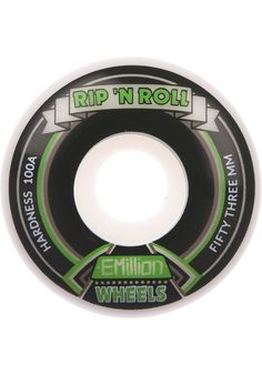 EMillion Rip-N-Roll-100A - titus-shop.com  #Wheel #Skateboard #titus #titusskateshop