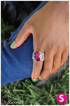 One of my FAVORITE RINGS!! Only $5!  Order yours today!  www.paparazzibyteresa.com