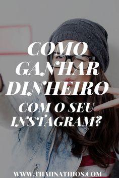 Como Ganhar Dinheiro com o seu Instagram?          Olá hoje venho com mais uma dica super legal que pode te ajudar bastante se a sua...