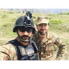 Pakistan Soldier