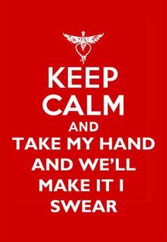Keep calm and Bon Jovi