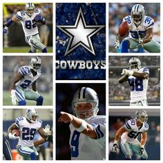 Cowboys Collage Cowboys 4, Dallas Cowboys Football, How Bout Them Cowboys, Tony Romo, 4 Life, Respect, Collage, Humor, Star