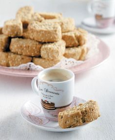 Νηστίσιμα γλυκά Archives - Page 3 of 9 - www. Greek Sweets, Greek Desserts, Greek Recipes, Sweets Recipes, Cookie Recipes, Greek Cookies, Cookie Tutorials, What To Cook, Nutella