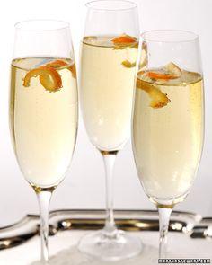 Mandarin Cocktail - Martha Stewart Recipes