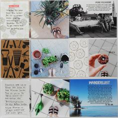 Project Life August 2015 by andreacollects at @studio_calico