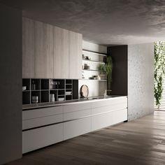 Effeti kitchen 2018 on Behance