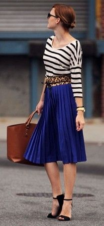 stripes style ♥✤ | Keep the Glamour | BeStayBeautiful