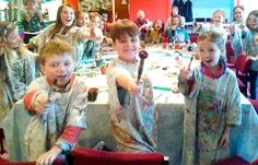 Why to #Host #Theme #Parties for #Kids