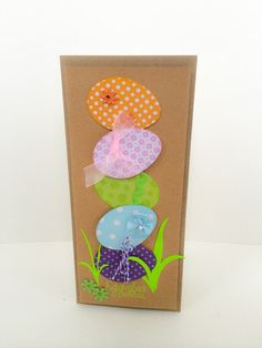 Easter+Egg+Card+Handmade+Easter+Card+Easter+Card+by+DressItUp4U