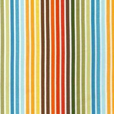 Ann Kelle - Remix - Stripe in Bermuda