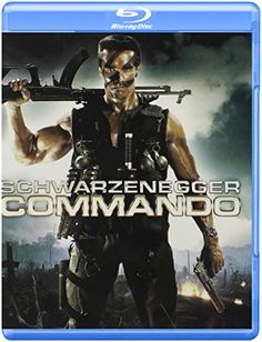Schwarzenegger Commando [Blu-ray]: A human killing machine and an airline hostess take on an ousted dictator's private army. Rae Dawn Chong, 80s Movies, Movies To Watch, Movie Tv, Arnold Schwarzenegger, Alyssa Milano, King Kong, Action Movie Poster, Shopping
