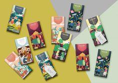 Дизайн упаковки шоколада Cake Packaging, Food Packaging Design, Coffee Packaging, Bottle Packaging, Graphisches Design, Label Design, Food Design, Package Design, Graphic Design