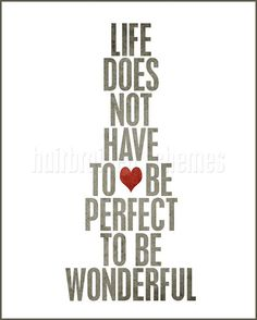 Wonderful Life original digital print in by hairbrainedschemes on etsy.