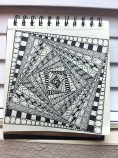 Zentangle Archives - Page 3 of 10 - Crafting DIY Center