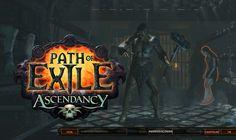 De passagem por Path of Exile: ascendancy