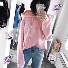 $23,75-29,55 Hoody - http://ali.pub/ehozm AliExpress tumblr clothing clothes fashion nice cool good pink anti social social club hoody