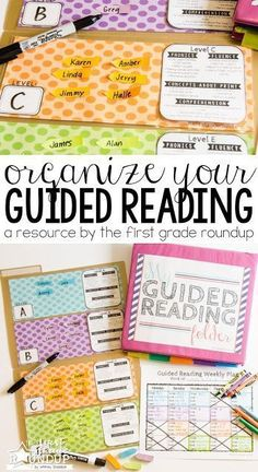 Organizing Guided Reading